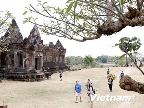 Quần thể di tích Wat Phou: Điểm đến hấp dẫn du khách ở Lào
