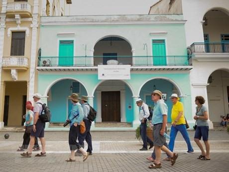 Du lịch tàu biển kỳ vọng đưa người dân Mỹ và Cuba gần nhau hơn