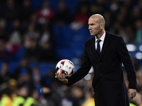 Zidane là huấn luyện viên người Pháp xuất sắc nhất hai năm liên tiếp