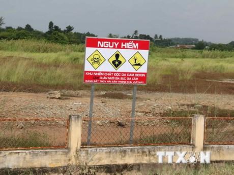 Đến năm 2020 hoàn thành khắc phục hậu quả bom mìn, chất độc hóa học