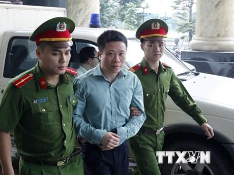 [Photo] Chuẩn bị xét xử phúc thẩm vụ án Hà Văn Thắm và đồng phạm