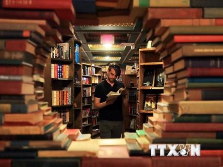 [Photo] Ngày sách thế giới thúc đẩy việc đọc và quyền tác giả