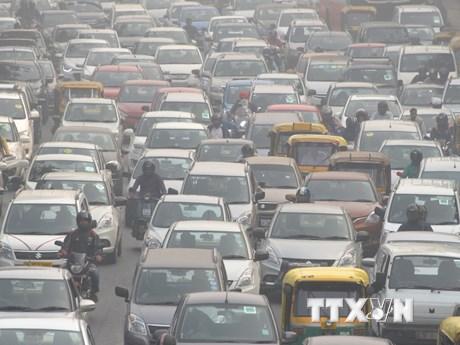 Hình ảnh các thành phố ô nhiễm nhất thế giới tại Ấn Độ