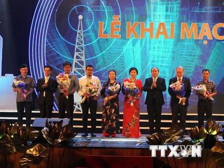 Những hình ảnh đầu tiên tại Liên hoan phát thanh toàn quốc lần thứ 8