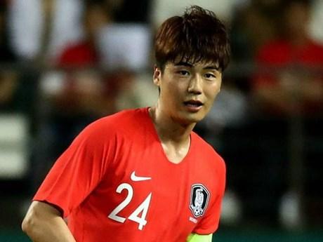 Đội trưởng Ki Sung-yueng có khả năng không thể đá trận gặp Đức