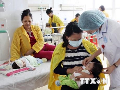 Bệnh viện sản-nhi hiện đại với 600 giường bệnh của tỉnh Bắc Giang