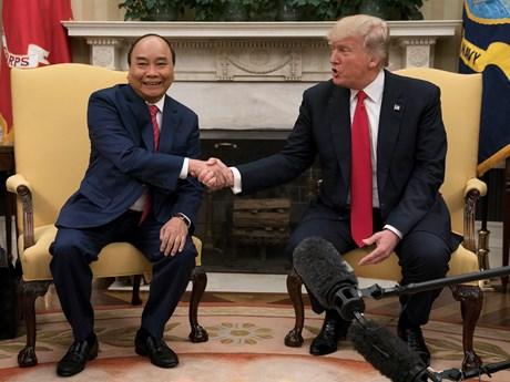 [Mega Story] Chuyến thăm Hoa Kỳ của Thủ tướng Nguyễn Xuân Phúc
