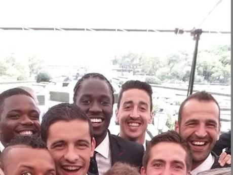 Hình ảnh World Cup 2/6: Bồ Đào Nha tự sướng, Eto'o chọc Mourinho