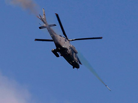 Cận cảnh chiến dịch tấn công nhóm Maute trung thành IS ở Philippinnes