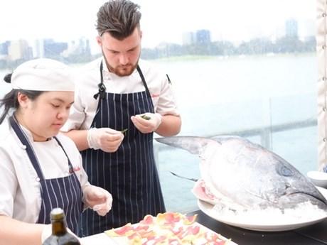 [Photo] Thực phẩm sạch bang Victoria chứng minh chất lượng vượt trội