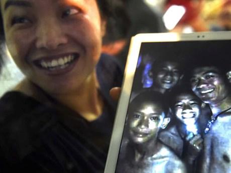 Hành trình 9 ngày tìm đội bóng nhí Thái Lan mất tích giữa hang động