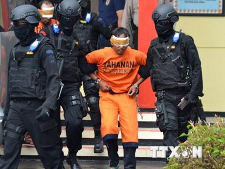 Indonesia bắt thêm 4 kẻ tình nghi liên quan đến vụ tấn công ở Jakarta