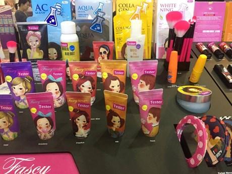 Những sản phẩm làm đẹp đang được ưa chuộng tại Hàn Quốc
