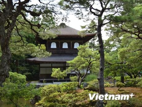 [Photo] Khám phá văn hóa Nhật Bản qua các ngôi chùa ở Kyoto