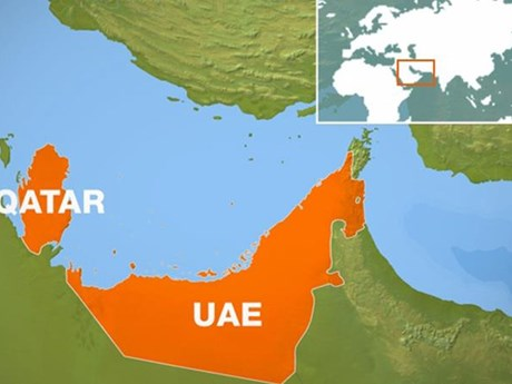 UAE và Qatar khẩu chiến dữ dội tại Tòa án Công lý quốc tế