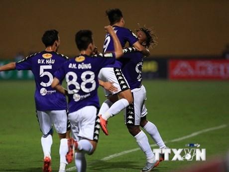 """[Photo] Hà Nội đại thắng HAGL trong trận """"derby U23 Việt Nam"""""""