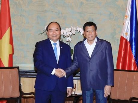 [Photo] Hoạt động của Thủ tướng Nguyễn Xuân Phúc tại Singapore