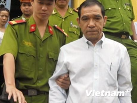 Ông Huỳnh Ngọc Sĩ kháng cáo lên tòa phúc thẩm