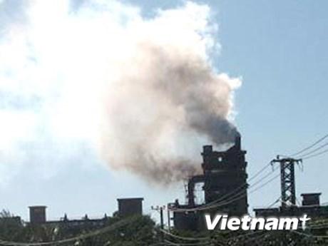 Hải Phòng thanh tra vụ nhà máy thép gây ô nhiễm