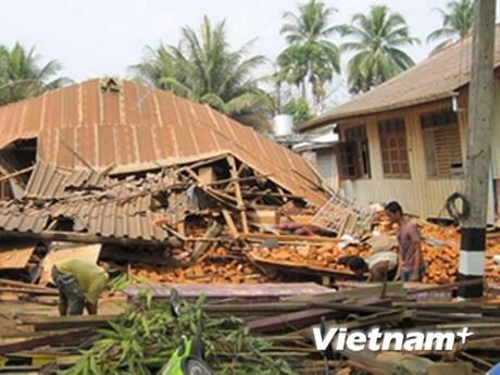 Số thiệt mạng tại Myanmar tăng lên tới 75 người