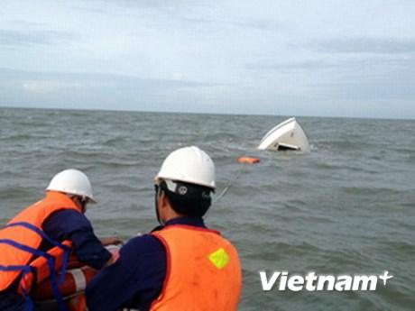 Khởi tố 2 giám đốc trong vụ chìm canô tại Cần Giờ