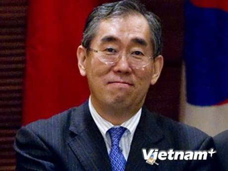 Việt Nam và Nhật Bản hội đàm bên lề AMM thứ 44