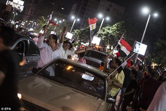 Người dân Ai Cập đã phải chờ đợi 27 năm mới có dịp chứng kiến đội nhà giành vé dự World Cup.