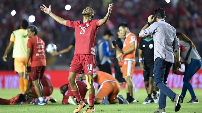 Panama có chiến thắng lịch sử. (Nguồn: AFP)