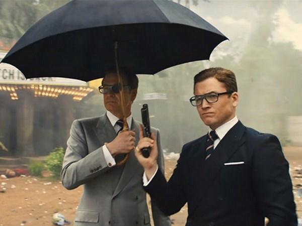 Kingsman: The Golden Circle không được công chiếu ở Campuchia - ảnh 1