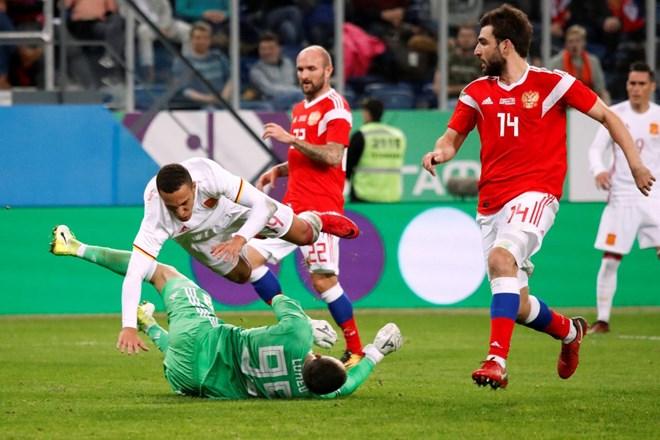 Đức thoát thua trước Pháp, Nigeria ngược dòng vùi dập Argentina - ảnh 2