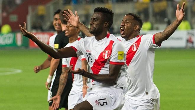 Peru giành vé tham dự vòng chung kết World Cup 2018 - ảnh 1