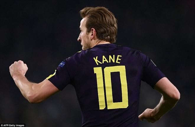 Harry Kane lập kỷ lục, Tottenham giành ưu thế trước Juventus - ảnh 1