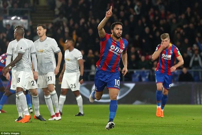 Townsend mở tỷ số của trận đấu. (Nguồn: Getty Images)
