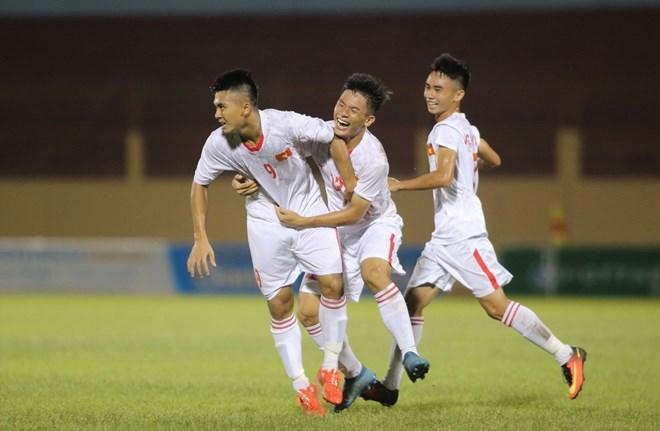 Vòng chung kết U19 châu Á: Việt Nam đối đầu Hàn Quốc, Australia - ảnh 1