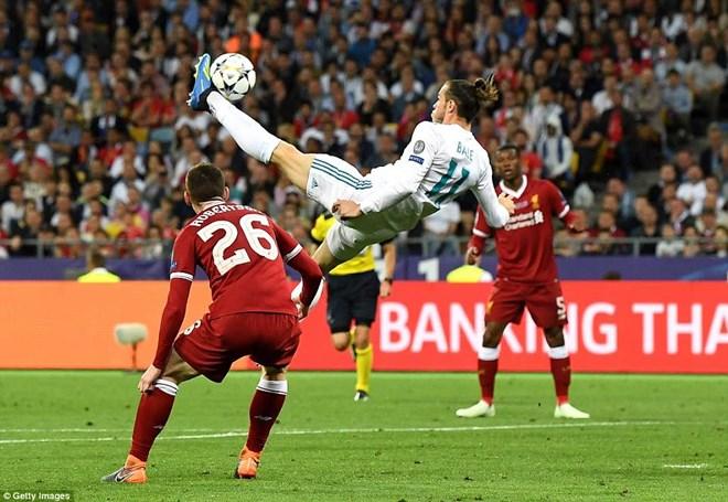 Gareth Bale, sự thay người quá hoàn hảo của Zidane.