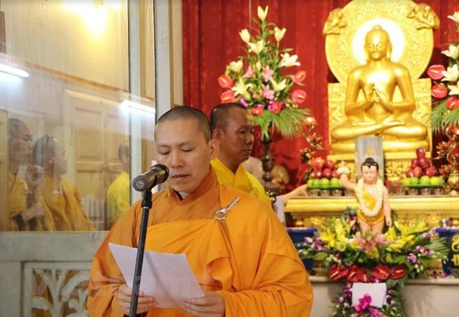 Cộng đồng người Việt tại Ấn Độ long trọng kỷ niệm lễ Phật đản - 1