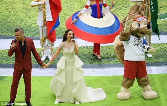 Trực tiếp Nga - Saudi Arabia 1-0: Gazinsky làm nổ tung Luzhniki - ảnh 6