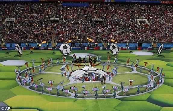 Trực tiếp Nga - Saudi Arabia 1-0: Gazinsky làm nổ tung Luzhniki - ảnh 5