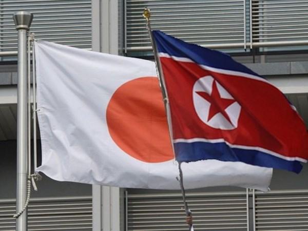 Quan chức Nhật Bản, Triều Tiên tiếp xúc tại hội nghị quốc tế Kyodo - ảnh 1