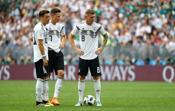 HLV Joachim Loew nói gì sau thất bại của nhà vô địch Đức?