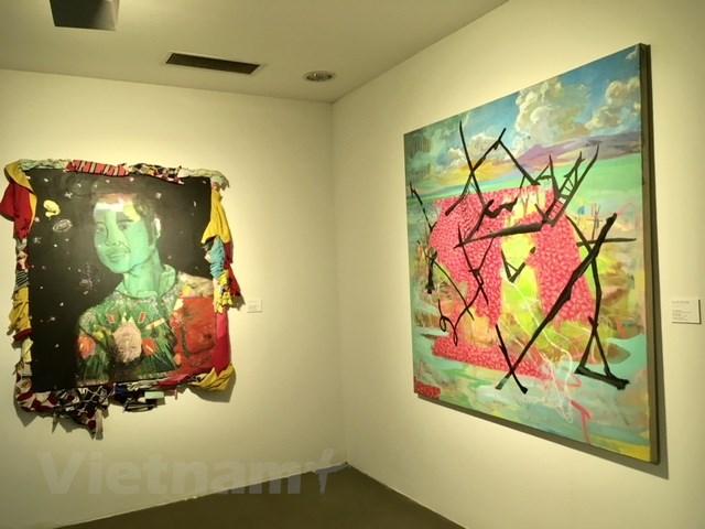 Khi mâu thuẫn nội tại của thế hệ trẻ Việt-Hàn bước vào nghệ thuật - 2