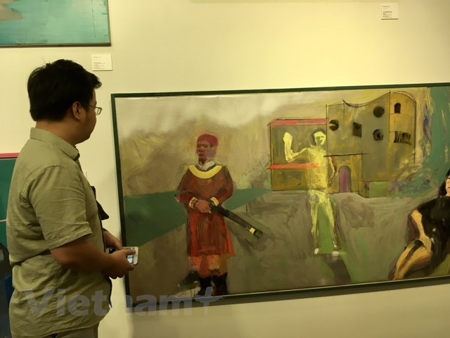 Khi mâu thuẫn nội tại của thế hệ trẻ Việt-Hàn bước vào nghệ thuật - 1