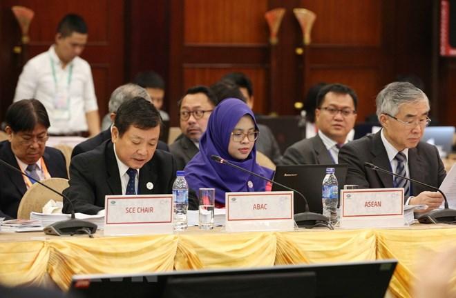 Các đại biểu dự hội nghị CSOM. (Ảnh: TTXVN)