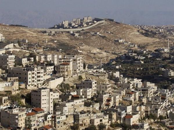 Một phần khu vực Đông Jerusalem. (Nguồn: The Times of Israel)