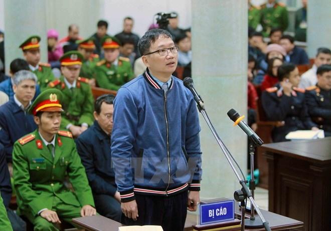Trịnh Xuân Thanh sẽ tiếp tục ra hầu tòa trong vụ tham ô tại PVP Land - ảnh 1