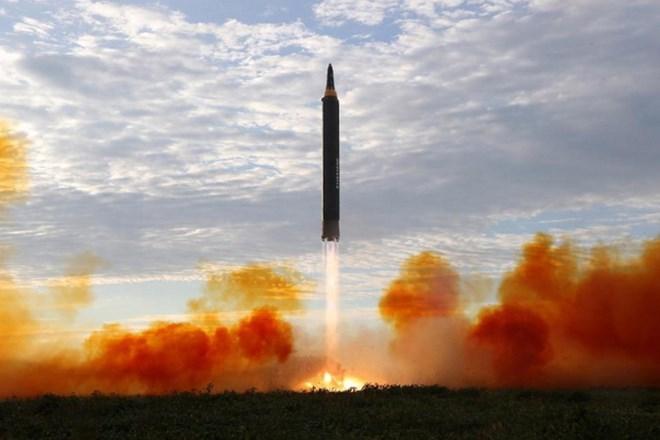 Đức cáo buộc Triều Tiên mua thiết bị phục vụ chương trình tên lửa