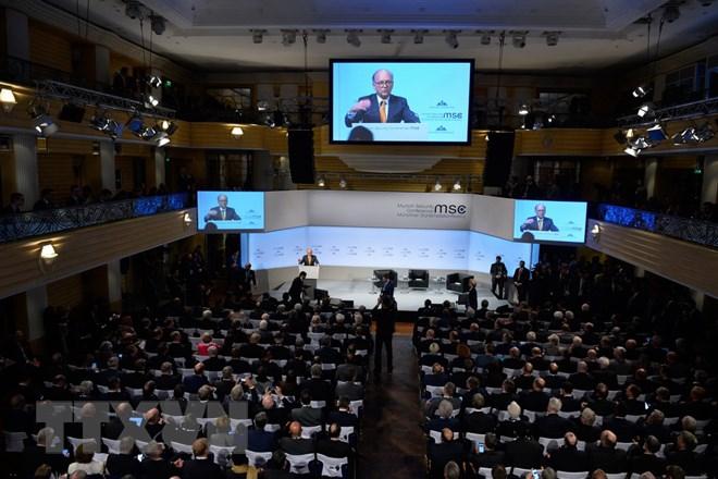 Bế mạc Hội nghị An ninh Munich, nhiều sáng kiến được đề xuất