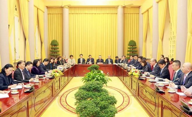 Khuyến khích các doanh nghiệp Nhật Bản đầu tư tại Việt Nam - ảnh 1