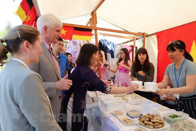 Việt Nam tham dự Lễ hội ẩm thực quốc tế tại thủ đô Berlin