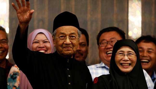 Trung Quốc muốn sớm được làm việc với tân Thủ tướng Malaysia